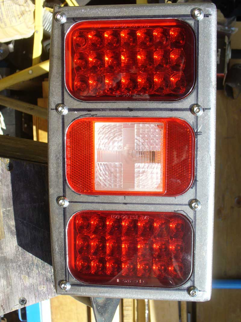 Homemade Led Tail Light Enclosures Naxja Forums